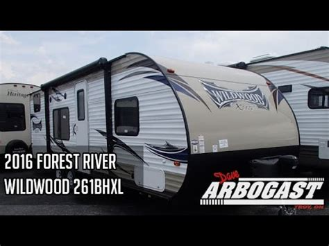 Forest Mba International Trip 2016 2016 forest river wildwood 261bhxl travel trailer dave