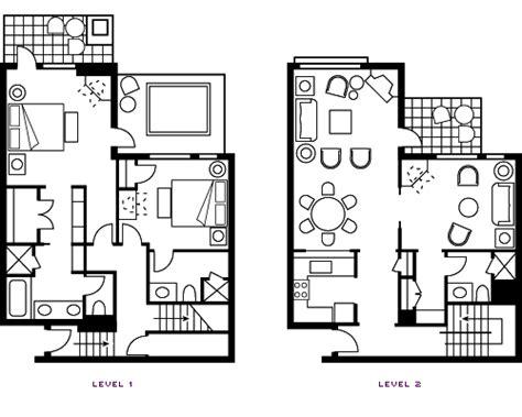 carleton lodge floor plan whistler four seasons two bedroom townhome floorplan