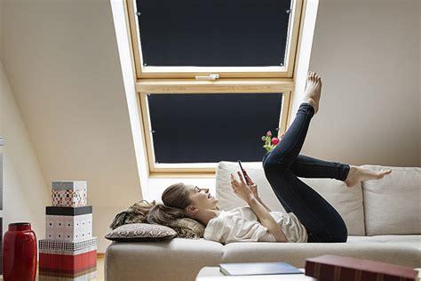 Velux Dachfenster Zubehör 918 by Kinlo 76 X 115cm Sonnenschutz Dachfensterrollo