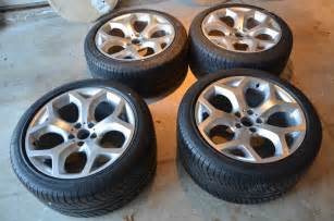 Bmw X5 Rims For Sale Bmw X5 20 Quot Y Spoke Oem Wheels Tires To Buy Sell Trade