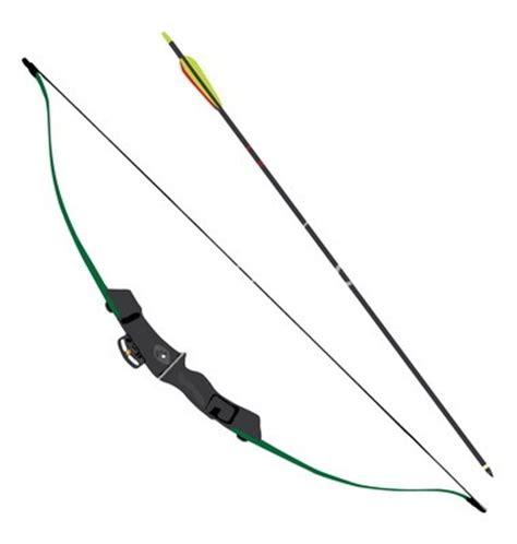 D The Bow And Arrow Set 1 bow and arrow silhouette vector