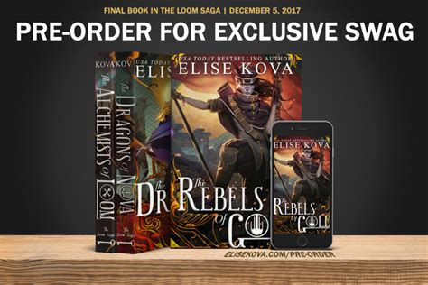 the rebels of gold loom saga books grownup fangirl