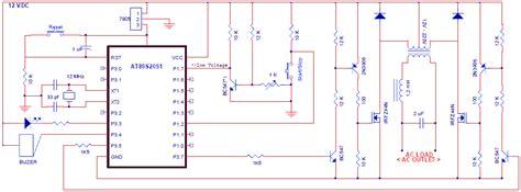 纯正弦波逆变器 12v Pure Sine Wave Inverter 电子制作天地网站