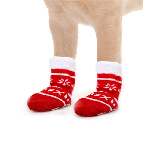 paw protection wd paw protection pup cat shoes slippers non slip socks xs