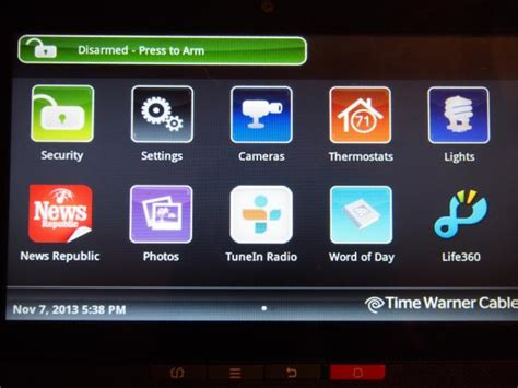time warner cable s intelligenthome service arrives in nyc