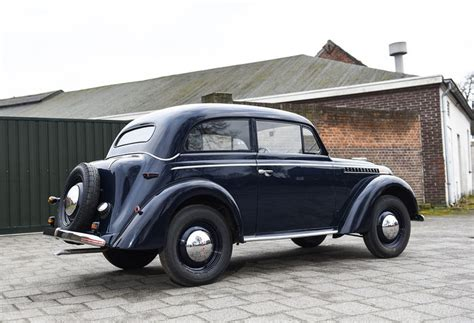 Opel Olympia by Opel Olympia 1949
