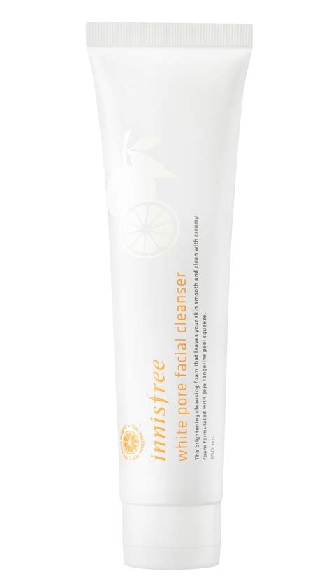 White Usako Peeling Cleanser news innisfree launches the whitening pore line of skincare products beautifulbuns a