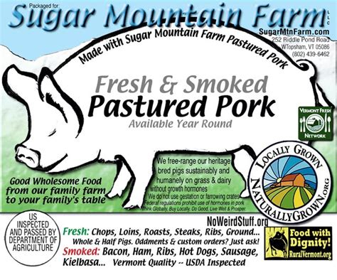 home pork a complete guide for the farmer the country butcher and the suburban dweller in all that pertains to hog slaughtering curing table and dining room classic reprint books home sugar mountain farm