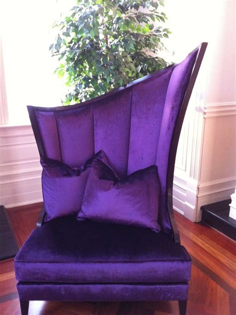 stuhl lila purple chair awesome chairs s