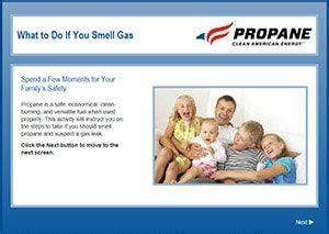 what to do if you smell gas in your house safety and compliance northwest propane