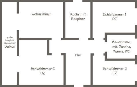 Design Floor Plans Ferienwohnung Sassenberg Wohnungsplan