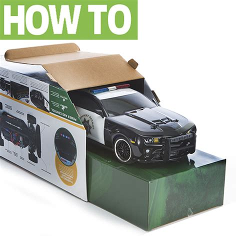 How To Make A Race Car Out Of Paper - from box to backyard how to make your rtr truly quot ready to