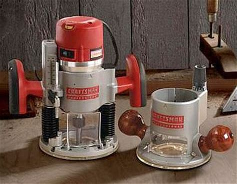 Plumbing Router routers bosch vs craftsman ridgid plumbing woodworking and power tool forum