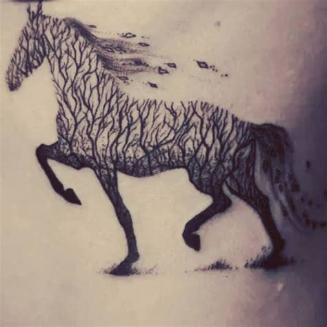 236 best horse tattoos images on pinterest horse tattoos