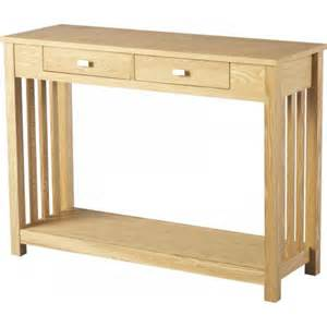 Cheap Console Tables by Cheap Seconique Ashmore 2 Drawer Console Table For Sale