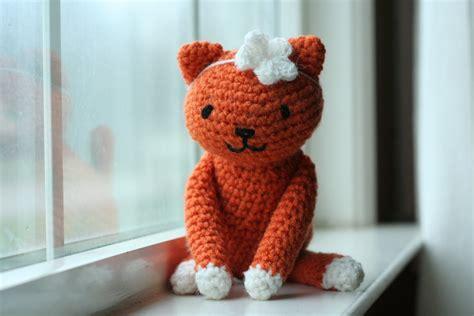 pattern cat crochet crochet kitty bethsco