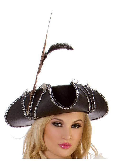 womens pirate hat womens deluxe pirate hats