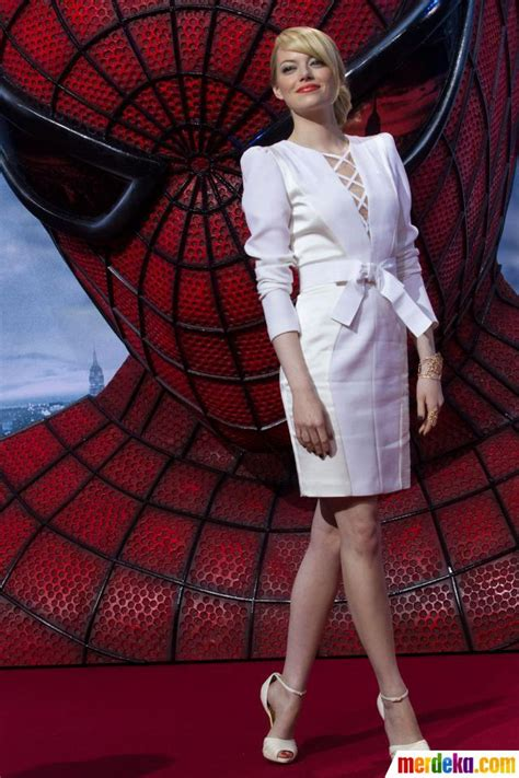 pemeran film ombak foto bintang film quot the amazing spider man quot merdeka com