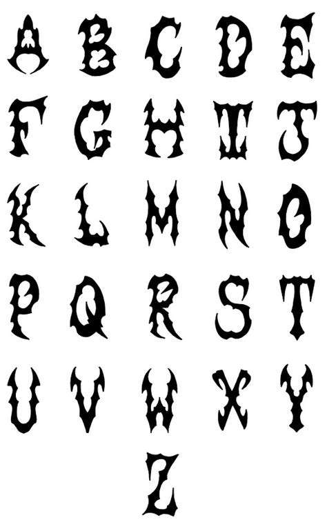 tattoo font stencils search results for free old english print out stencils