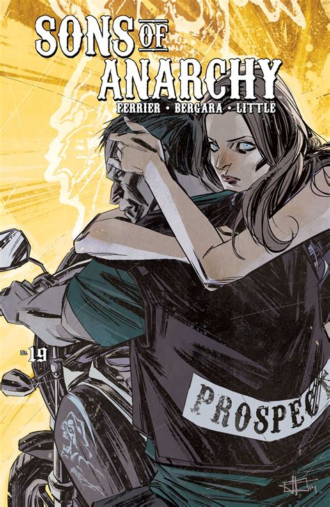 anarchy in books sons of anarchy vol 5 book by ferrier matias