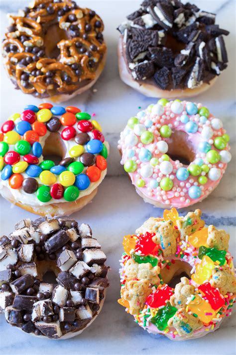 elevating store bought donuts by sommer the pioneer