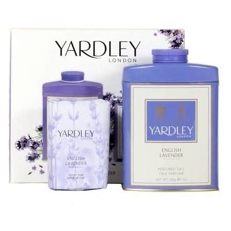 Yardley Edt Lavender 125ml yardley lavender confezione regalo 125ml edt