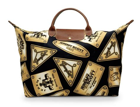 Longch The Pliage Stomp Bag by For Longch 10th Anniversary Vogue It