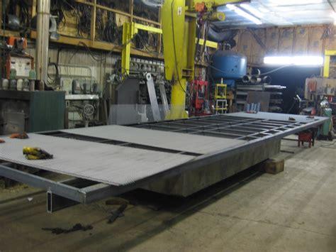 semi truck manufacturers eagle welding machine custom welding and trailer