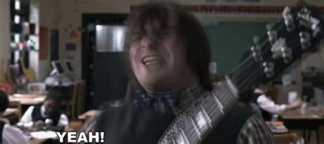 excited gif excited school of rock gif find on giphy