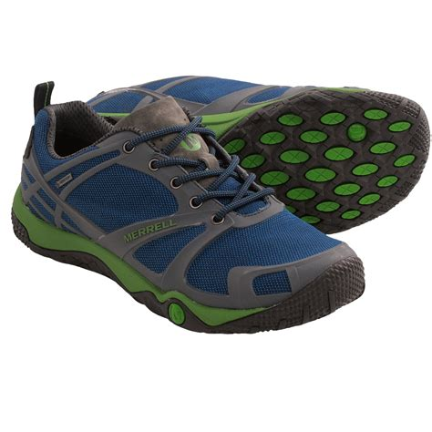merrell sport shoes merrell proterra sport tex 174 trail shoes for