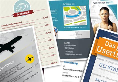 Indesign Vorlagen Kaufen Speisekarten Vorlagen F 252 R Designer Und Gastronomen Psd Tutorials De Shop