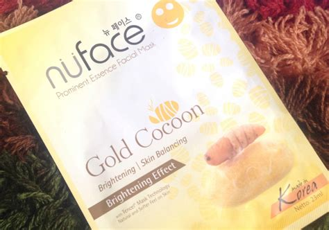 Masker Nuface review untuk sle nuface prominent essence mask