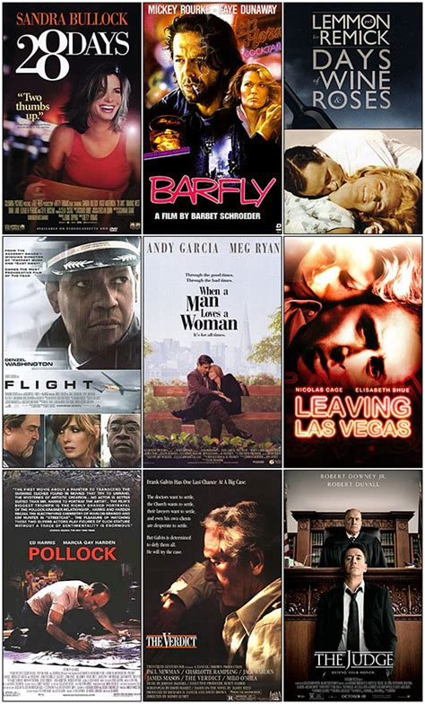 10 awesome movies about drug addiction unreality mag 9 films about alcoholism inspire malibu