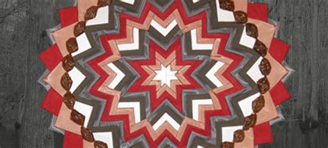 Lumbee Patchwork - water designs featuring pinecone patchwork