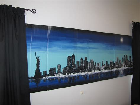 skyline wallpaper bedroom new york city skyline wallpaper bedroom