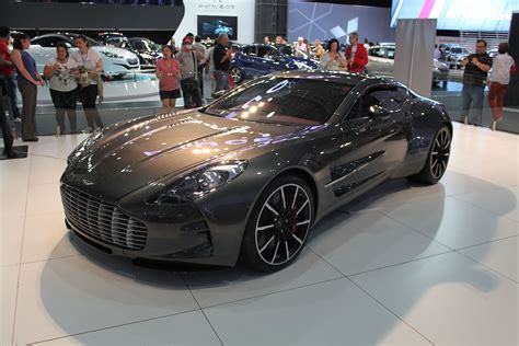 Aston Martin One77 by Aston Martin One 77