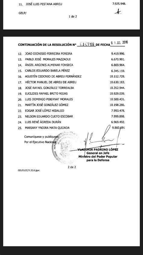 listado completo de ascensos 2016 listado de ascensos a contralmirante 2016