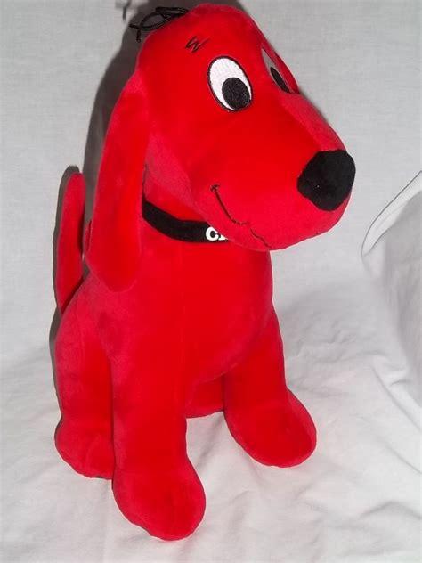 clifford the big stuffed animal kohls plush kohls clifford the big kohls stuffed animal on popscreen