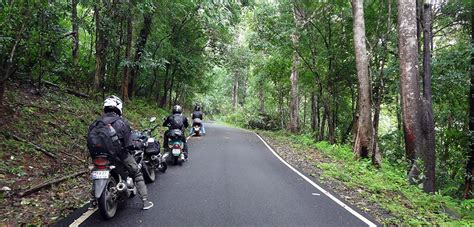 A Ride Through Wilderness: Vattavada to Athirappilly