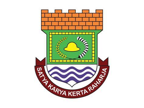 logo kabupaten tangerang format cdr png gudril logo