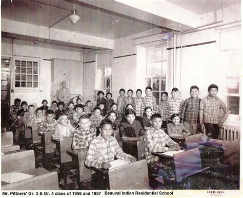Awesome Porn In Church #4: Leroux-Beauval-Indian-Residential-School-class-56-to-57.jpg