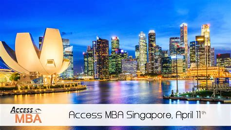 Executive Mba Programs In Singapore by The Mba 5 Reasons Why You Should Take It