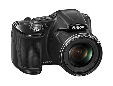 ces 2014 nikon announces 4 new coolpix l series cameras softpedia