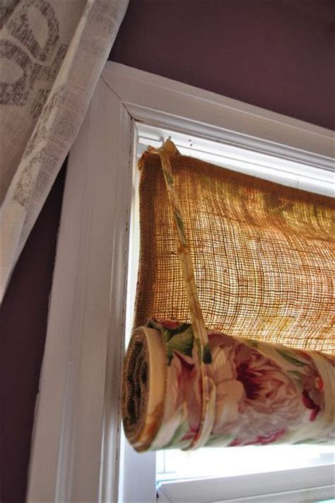 diy roll up curtains 20 best images about curtains on pinterest window