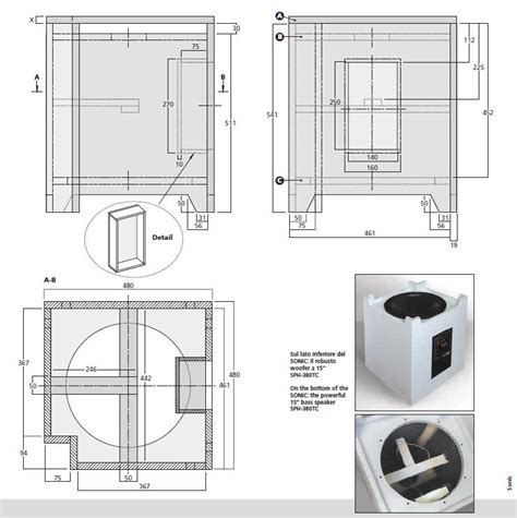3 way speaker box design plans exitallergy