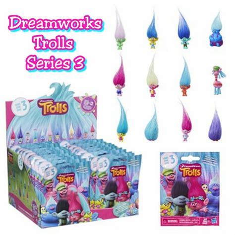 Dreamwork Trolls Blind Bag Series 2 Series 3 Complete Your Collect dreamworks trolls mini figure series 3