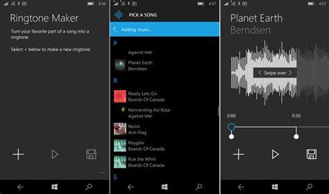 ringtones mobile microsoft s ringtone maker app officially launches for