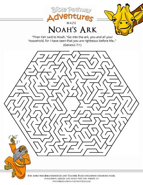 noah s ark bible story the great flood bible stories