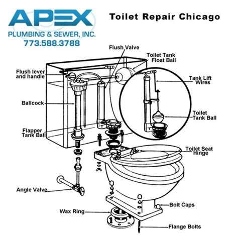 Plumbing Repair Chicago Il by Chicago Toilet Repairs Toilet Installation Service In