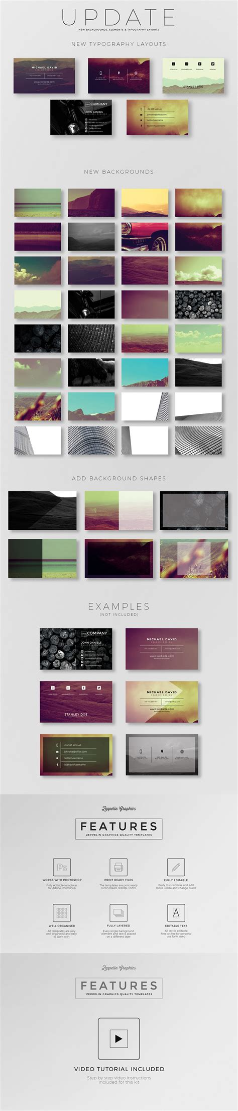 Premium Business Card Templates by Business Card Templates A Premium Business Card Creation
